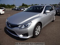 Used 2014 TOYOTA MARK X BF939257 for Sale for Sale