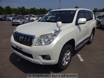 Used 2010 TOYOTA LAND CRUISER PRADO BF939265 for Sale for Sale