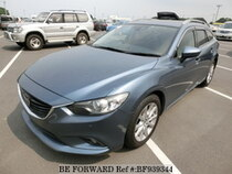 Used 2013 MAZDA ATENZA WAGON BF939344 for Sale for Sale