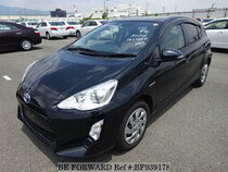 Used 2015 TOYOTA AQUA BF939178 for Sale for Sale