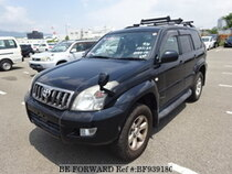 Used 2007 TOYOTA LAND CRUISER PRADO BF939180 for Sale for Sale