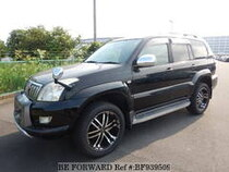 Used 2006 TOYOTA LAND CRUISER PRADO BF939509 for Sale for Sale
