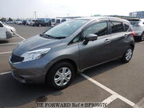 Used 2015 NISSAN NOTE BF939570 for Sale for Sale