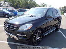 Used 2014 MERCEDES-BENZ M-CLASS BF939604 for Sale for Sale