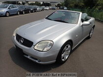 Used 1997 MERCEDES-BENZ SLK BF939592 for Sale for Sale