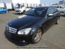 Used 2007 MERCEDES-BENZ C-CLASS BF940049 for Sale for Sale