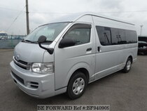 Used 2009 TOYOTA HIACE VAN BF940909 for Sale for Sale
