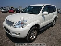 Used 2006 TOYOTA LAND CRUISER PRADO BF941188 for Sale for Sale