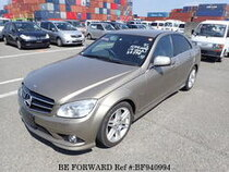 Used 2008 MERCEDES-BENZ C-CLASS BF940994 for Sale for Sale