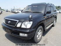 Used 2001 TOYOTA LAND CRUISER BF941376 for Sale for Sale