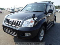 Used 2005 TOYOTA LAND CRUISER PRADO BF941362 for Sale for Sale