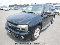 Used 2003 CHEVROLET TRAILBLAZER BF941459 for Sale for Sale