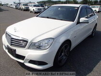 Used 2012 MERCEDES-BENZ C-CLASS BF941449 for Sale for Sale