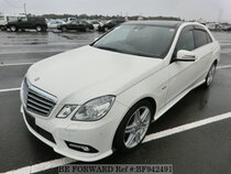 Used 2010 MERCEDES-BENZ E-CLASS BF942491 for Sale for Sale