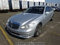Used 2010 MERCEDES-BENZ S-CLASS BF942629 for Sale for Sale