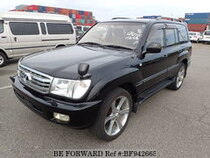 Used 2001 TOYOTA LAND CRUISER BF942665 for Sale for Sale