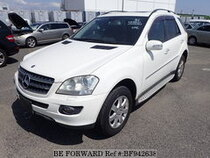 Used 2007 MERCEDES-BENZ M-CLASS BF942638 for Sale for Sale