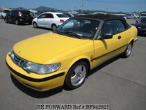Used 1999 SAAB 9-3 SERIES BF942821 for Sale for Sale