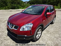 Used 2011 NISSAN DUALIS BF942914 for Sale for Sale