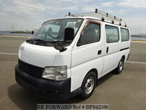 Used 2003 NISSAN CARAVAN VAN BF942386 for Sale for Sale