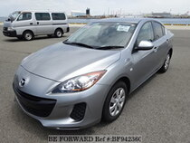 Used 2013 MAZDA AXELA BF942360 for Sale for Sale