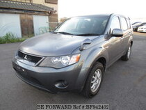 Used 2005 MITSUBISHI OUTLANDER BF942402 for Sale for Sale