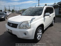 Used 2008 NISSAN X-TRAIL BF942412 for Sale for Sale