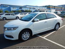 Used 2018 TOYOTA PREMIO BF943176 for Sale for Sale
