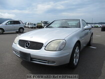 Used 1998 MERCEDES-BENZ SLK BF944161 for Sale for Sale