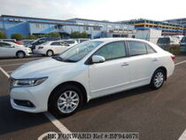 Used 2018 TOYOTA PREMIO BF944679 for Sale for Sale