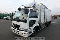 Used 2008 NISSAN CONDOR BF945087 for Sale for Sale