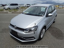 Used 2014 VOLKSWAGEN POLO BF946075 for Sale for Sale