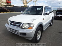 Used 1999 MITSUBISHI PAJERO BF946150 for Sale for Sale