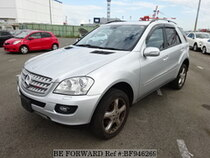 Used 2006 MERCEDES-BENZ M-CLASS BF946269 for Sale for Sale