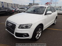 Used 2009 AUDI Q5 BF946271 for Sale for Sale