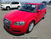 Used 2006 AUDI A3 BF946205 for Sale for Sale