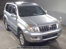 Used 2003 TOYOTA LAND CRUISER PRADO BF945863 for Sale for Sale