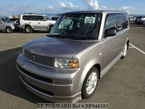 Used 2005 TOYOTA BB BF946191 for Sale for Sale