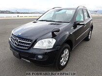 Used 2005 MERCEDES-BENZ M-CLASS BF947126 for Sale for Sale