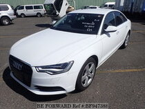 Used 2012 AUDI A6 BF947388 for Sale for Sale
