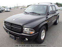 Used 2002 DODGE DURANGO BG000063 for Sale for Sale