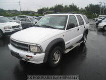 Used 1997 CHEVROLET BLAZER BF935447 for Sale for Sale