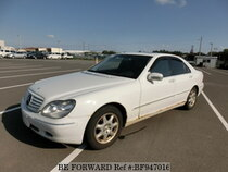 Used 2001 MERCEDES-BENZ S-CLASS BF947016 for Sale for Sale