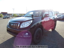 Used 2012 TOYOTA LAND CRUISER PRADO BF954733 for Sale for Sale