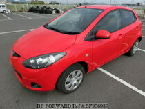 Used 2011 MAZDA DEMIO BF956939 for Sale for Sale
