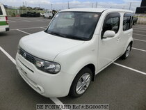 Used 2011 NISSAN CUBE BG000765 for Sale for Sale
