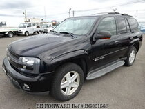 Used 2002 CHEVROLET TRAILBLAZER BG001568 for Sale for Sale