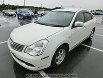 Used 2011 NISSAN BLUEBIRD SYLPHY BG002095 for Sale for Sale