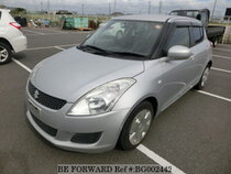 Used 2012 SUZUKI SWIFT BG002442 for Sale for Sale