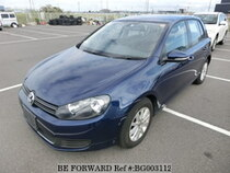 Used 2012 VOLKSWAGEN GOLF BG003112 for Sale for Sale